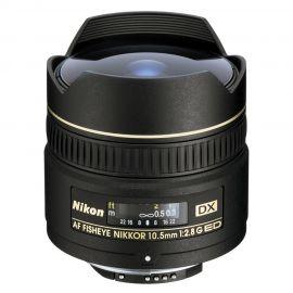 Nikon AF Nikkor 10.5mm f/2.8G ED Fisheye Lens