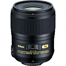 Nikon AF-S Nikkor 60mm f/2.8G ED Micro Lens