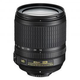 Nikon AF-S Nikkor 18-105mm f/3.5-5.6G ED VR Lens