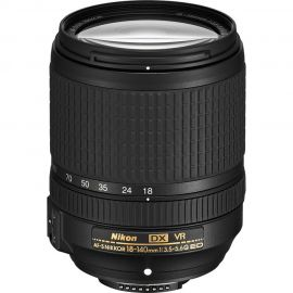 Nikon AF-S Nikkor 18-140mm f/3.5-5.6G ED VR Lens