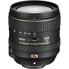 Nikon AF-S Nikkor 16-80mm f/2.8-4E ED VR Lens