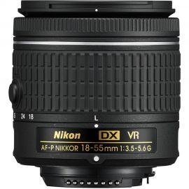Nikon AF-P Nikkor 18-55mm f/3.5-5.6G VR Lens