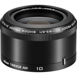 Nikon AW 10mm f/2.8 Black Waterproof Lens