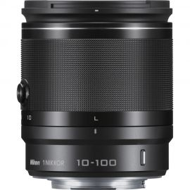 Nikon 1 Nikkor 10-100mm Black f/4-5.6 Telephoto Lens