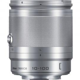 Nikon 1 Nikkor 10-100mm Silver f/4-5.6 Telephoto Lens