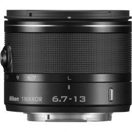 Nikon 1 Nikkor 6.7-13mm Black f/3.5-5.6 VR Wide Angle Lens