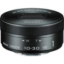 Nikon 1 VR 10-30mm f/3.5-5.6 PD Zoom Black Lens