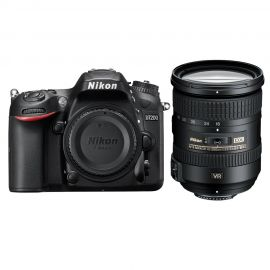Nikon D7200 w/AF-S 18-200mm G VRII Lens Digital SLR Camera