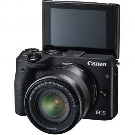 Canon EOS M3 w/18-55mm IS STM Lens Compact System Camera