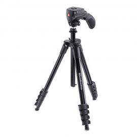 Manfrotto Tripod Compact Action Black
