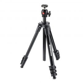 Manfrotto Tripod Compact Light Black