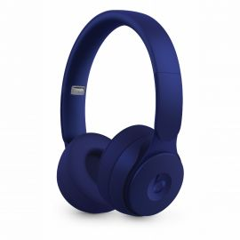 Beats Solo Pro Wireless Noise Cancelling Headphones - More Matte Collection - Dark Blue