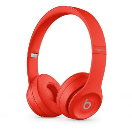 Beats Solo3 Wireless Headphones - Red