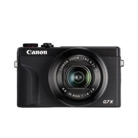 Canon PowerShot G7X Mark III Black Camera