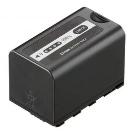 Panasonic VW-VBD58 Lithium Ion Battery