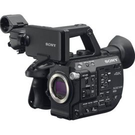 4K Super 35mm EXMOR Sensor Camcorder