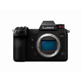 Panasonic Lumix S1R Full Frame Mirrorless Camera Body