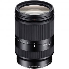 Sony 18-200mm f/3.5-6.3 OSS E-Mount