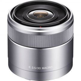 Sony 30mm f/3.5 Macro E-Mount