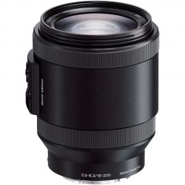 Sony 18-200mm f/3.5-6.3 PZ OSS E-Mount