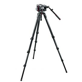 Manfrotto Kit Video 509 + 536 CF + Bag