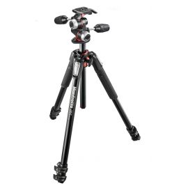 Manfrotto MK055XPRO3-3W Aluminium Tripod With 3 Way Head