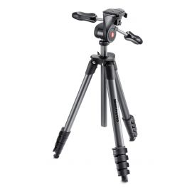 Manfrotto Tripod Compact Advanced Black