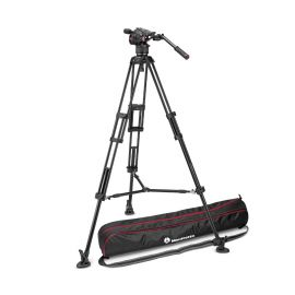 Manfrotto Kit Tripod Video 546B plus N8