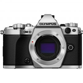 Olympus OMD E-M5 MKII Silver Body Only