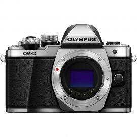 Olympus OM-D E-M10 Mark II Silver Body Only