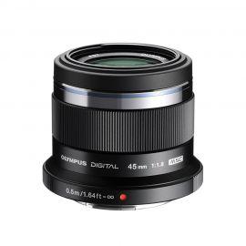 Olympus M.Zuiko 45mm f/1.8 Lens Black