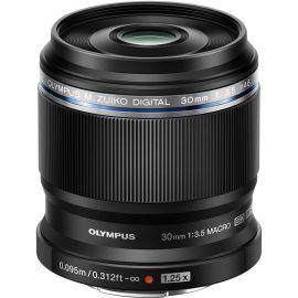 Olympus M.Zuiko 30mm f/3.5 Macro Lens