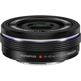 Olympus M.Zuiko 14-42mm f/3.5-5.6 III EZ Lens Black