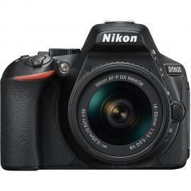 Nikon D5600 w/ AF-P 18-55mm VR Lens Digital SLR Camera