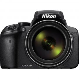 Nikon Coolpix P900 Black Digital Compact Camera