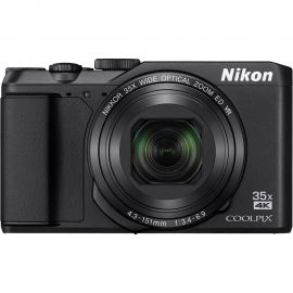 Nikon Coolpix A900 Black Digital Compact Camera