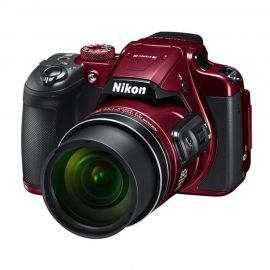 Nikon Coolpix B700 Red Digital Compact Camera