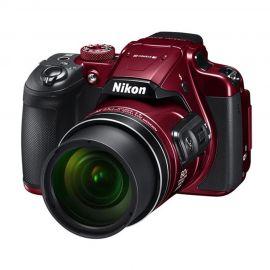 Nikon Coolpix B700 Red Digital Compact Camera